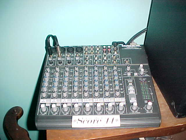 THE MIXER !!!